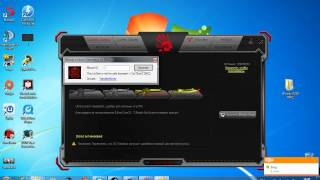 Активация 3 и 4 ядра в A4Tech Bloody V8. Unlock core 3 and core 4.