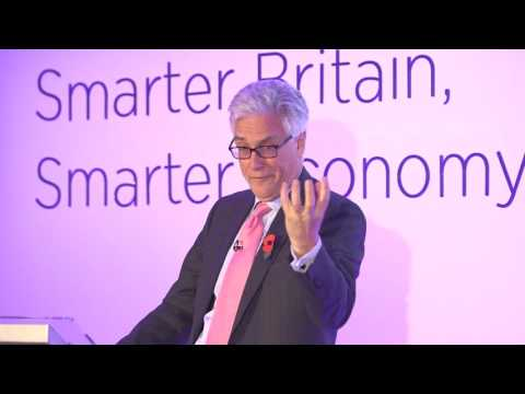 Smarter Economy: how a smart energy infrastructure will support economic growth - Lord Adair Turner