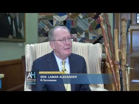 American Artifacts: A Conversation with Senator Lamar Alexander
