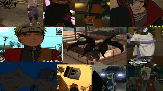 Naruto Shippuuden GTA San Andreas All Star Mod jutsus + (DOWNLOAD LINK)