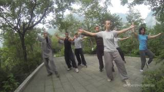 Peresvit on Wudang 2013 - Budo Travel