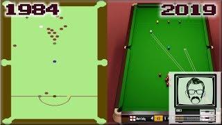 The Evolution of Snooker Games | Nostalgia Nerd