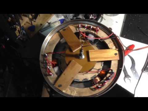 Мотор-колесо своими руками #1.5