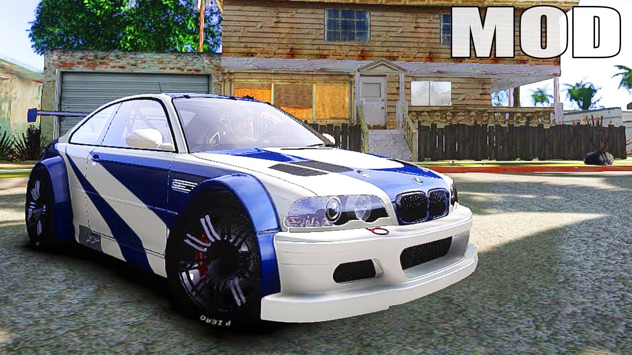 Nfs Most Wanted 2 Cars Wallpapers Gta Iv San Andreas Beta Bmw M3 Gtr Mw 2012 Mod Youtube