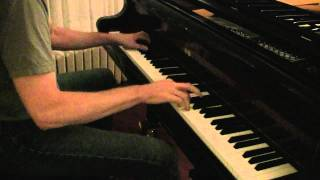 Benny the Bouncer by ELP - piano solo cover