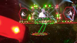 Coldplay Sandiego Life Is Beautiful Live
