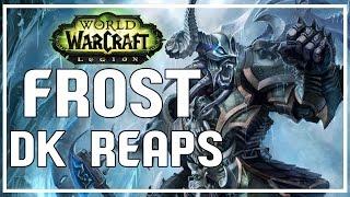 frost dk reaps frost death knight pvp legion beta
