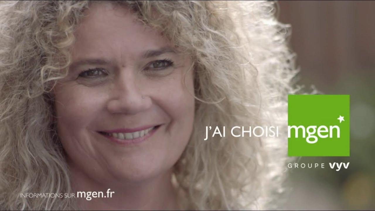 """Musique de la pub Mgen – Stéphanie """"une mutuelle incluant la prévoyance ça change la vie""""  2021"""