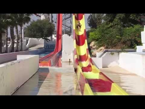 Olympic Lagoon Ayia Napa - Kids Review Of Hotel With Walk Through