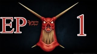 "Dungeon Keeper 2 Lets Play! EP:1 ""Smilesville"""