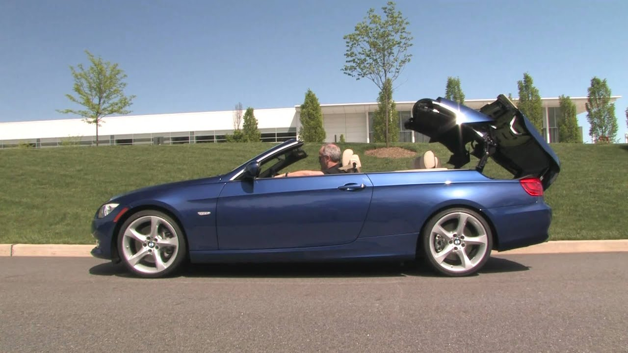 2011 BMW 335i Convertible  YouTube