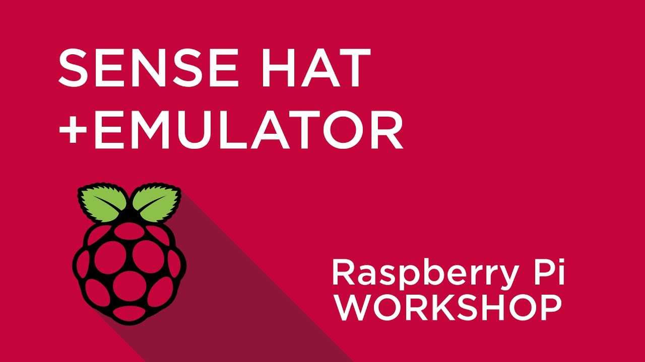 Raspberry pi workshop chapter 2 using hats and the sense hat related content baditri Gallery