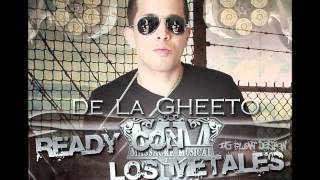 De La Ghetto -- Ready Con Los Metales ( Prod. By Alex Kyza & Dj Blass El Artesano )