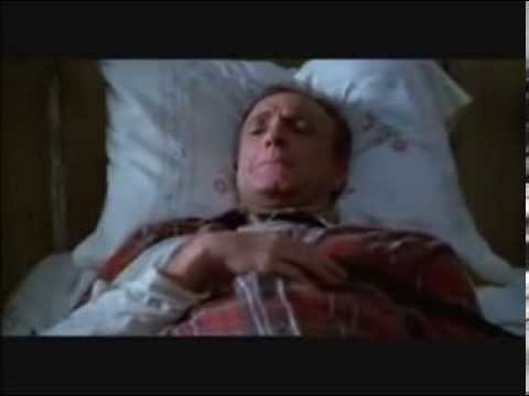 Misery scariest scene of the movie.