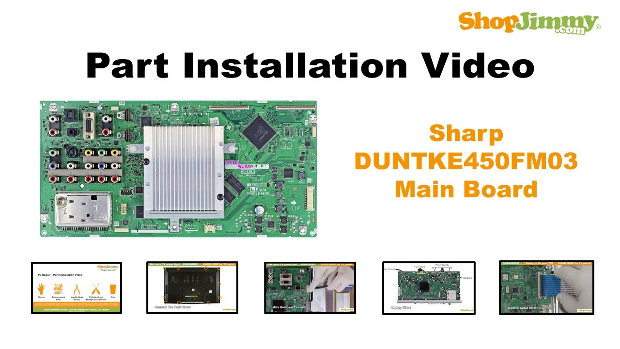 sharp lc 46d92u 52d92u service manual repair guide