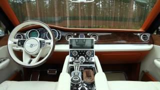 Bentley EXP 9 F SUV Concept Videos