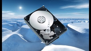 💻 Corrupt Hard Drive Freezer Trick Data Recovery (Dr. NOOB's Lab)