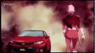 Toyota AURIS Char