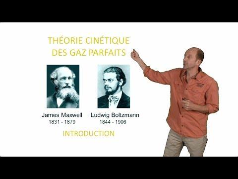 La théorie cinétique des gaz parfaits, introduction