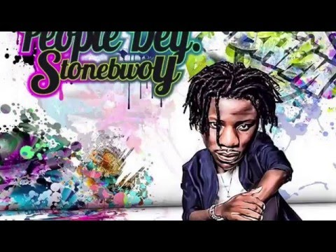 Stonebwoy  'People Dey' Behind the Scenes  Video directed by Morgan Cashboy