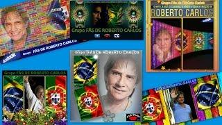 Grupo Fãs de Roberto Carlos (Facebook) Homenagem ao Rei - 3