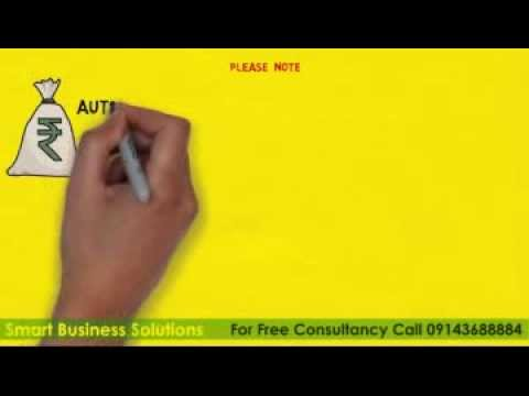 Procedure to Register a Pvt Ltd Co in India