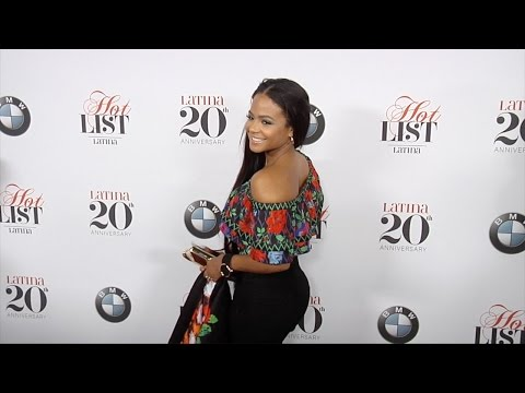 "Christina Milian Latina's 7th Annual ""Hollywood Hot List"" Red Carpet thumbnail"