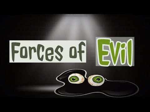 Forces of Evil   Catholic Central