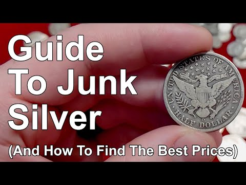 The Smart Silver Stacker's Guide To Junk Silver
