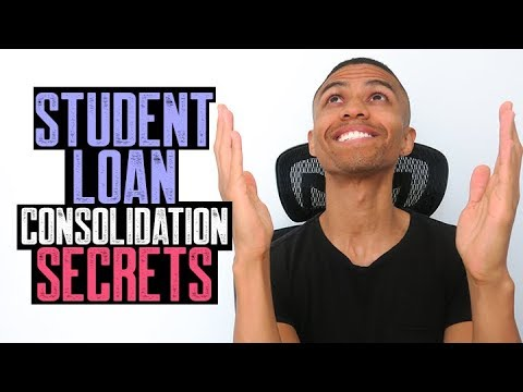 STUDENT LOAN CONSOLIDATION SECRETS || SUPPORTING DOCUMENTATION FOR CREDIT REPAIR