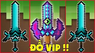 MINI GAME : ĐẠI CHIẾN ĐỒ VIP CHẾ TẠO TỪ CÁT VÀNG ??