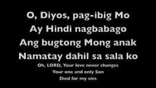 Siya Ay Diyos (Filipino worship song)