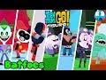All BATFOES - Teen Titans GO Figure! Teeny Titans 2