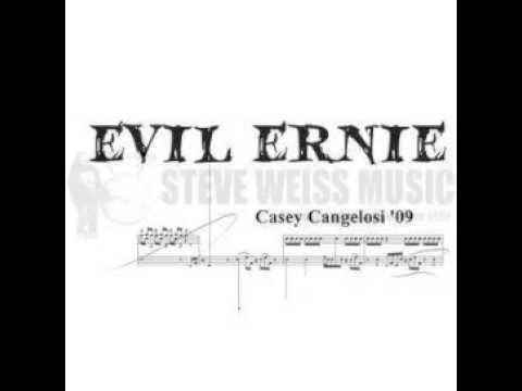 Evil Ernie by Casey Cangelosi
