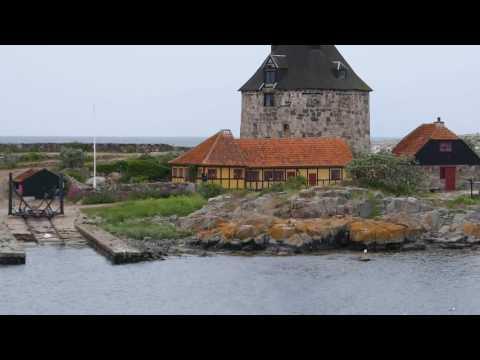 Bornholm, Christiansø og Frederiksø, 13 Juni 2016