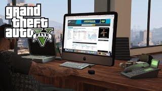 GTA 5 MOD VITA REALE #22 - investiamo in BORSA (Tattoo, Internet Radio...) LIVE!