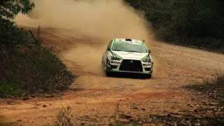 Resumo Ricardo Malucelli/Giovani Bordin - Rally Vale do Paraíba 2016