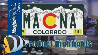 MACNA 2014 - New Product Highlights