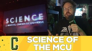 Science Of The Marvel Cinematic Universe Event w/ Jon Schnepp