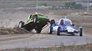 Автокросс чемпионат Молдовы 2015 последняя гонка стала украшением дня!!!