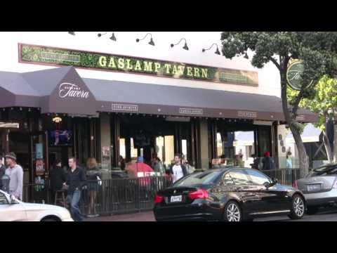 San Diego's Gaslamp Quarter (in 2009)