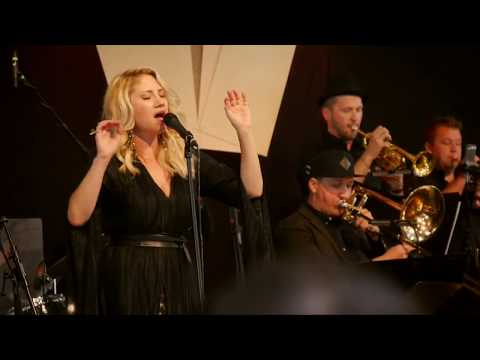 Lucy Woodward feat. Tip Toe Bigband - Denmark 2017