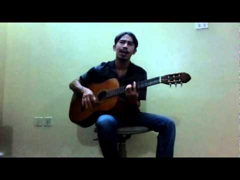 Dangdut Anggur Merah - ( Gitaran Sendiri ) Ranadi