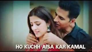 FILHALL Song Whatsapp Status | Filhaal B Praak Whatsapp Status | Filhaal Akshay Kumar Status