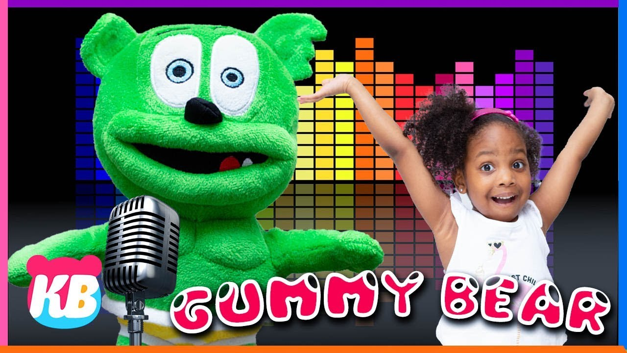 Download Kyra's New Fun Friend   Kyraboo Dances to the Gummy Bear Song Pretend Play