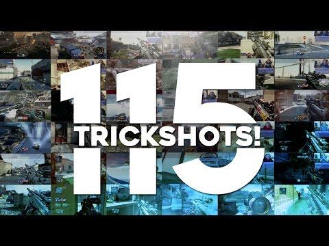 115 FAZE CARL TRICKSHOTS!