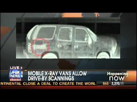 Feds Using Mobile X-Ray Vans On U.S. Streets from YouTube · Duration:  2 minutes 41 seconds