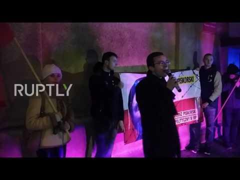 Poland: Zmiana Party demand release of party leader Piskorski