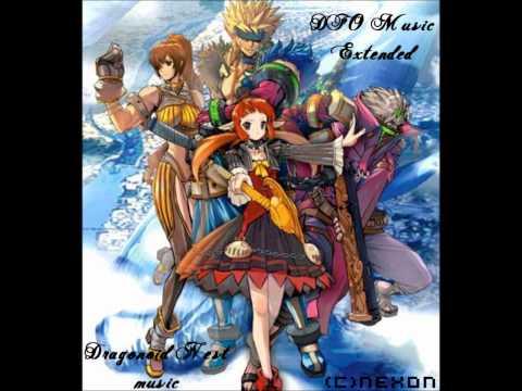 DFO Music Extended: Dragonoid Nest Theme (10 Min.)