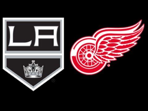 EAPHL #friendly Sayras(Los Angeles Kings) - RedW(Detroit Red Wings) NHL 16 PC
